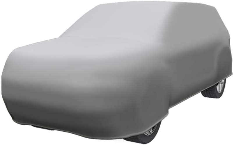 CoverMaster Gold Shield Car Cover for 1992-1999 Chevrolet Suburban - 5 Layer Waterproof