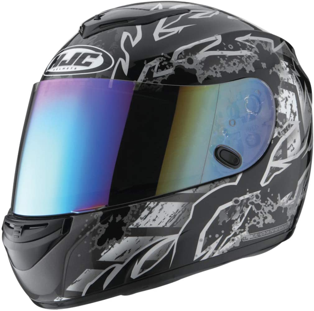 HJC RST Shield for AC-12, AC-12 Carbon, CL-15 and CL-SP Helmet - --/Rainbow