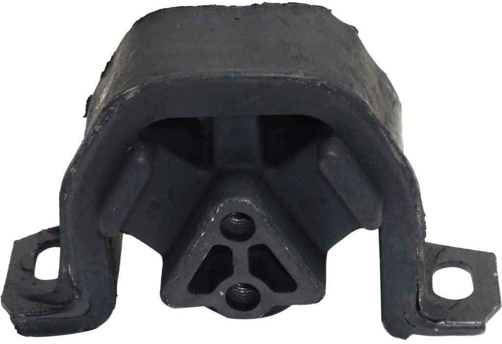 For Saab 900 Transmission Mount 1994 95 96 97 1998 | Black | Metal & Rubber | 4356176