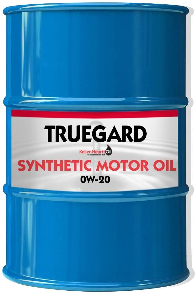 TRUEGARD 0W-20 Synthetic Motor Oil 55-Gallon Drum