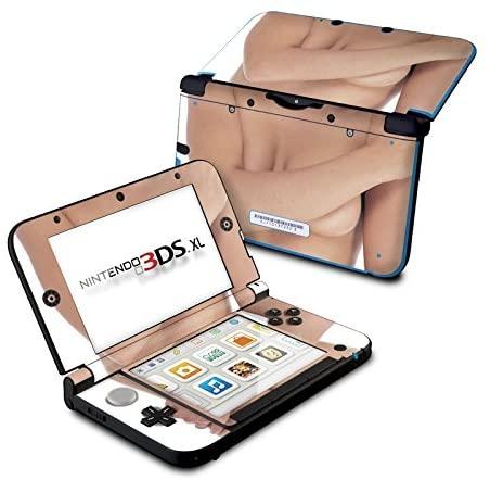 Sexy Girl - DecalGirl Sticker Wrap Skin Compatible with Nintendo Original 3DS XL