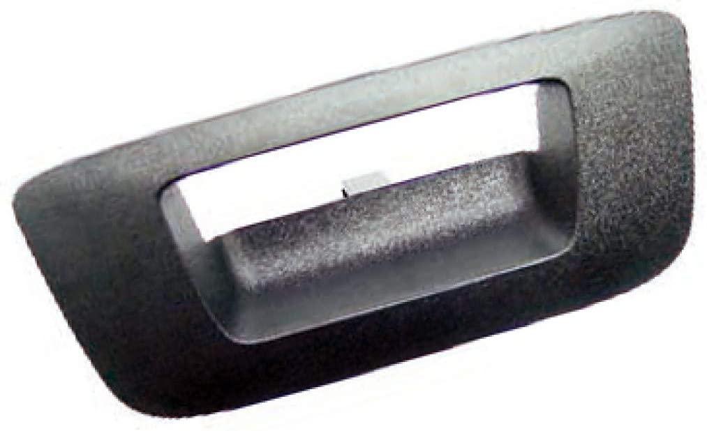 For CHEVROLET SILVERADO 1500 Rear Gate Handle Bezel 2007-2013 Rear | W/O KeyHole | Bezel | Tailgate Handle