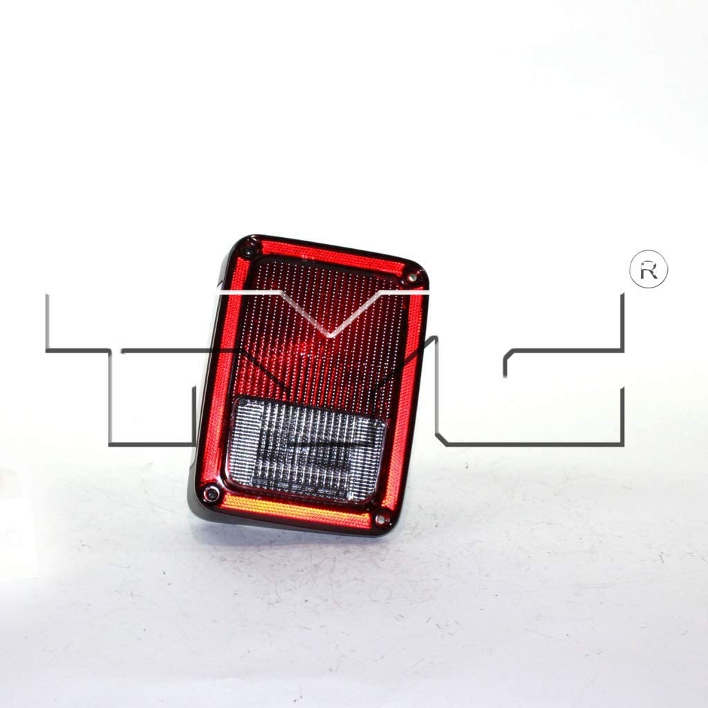 For Jeep Wrangler JK Tail Light 2007 08 09 10 11 12 13 14 15 16 17 2018 Driver Side For CH2800177   55077891AH