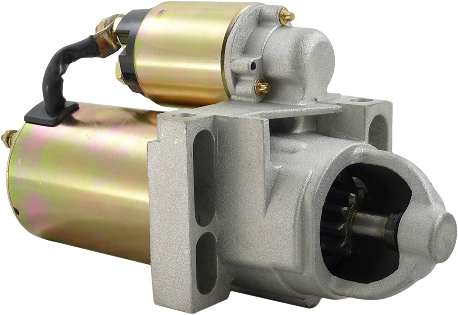 New STARTER SBC BBC Compatible with CHEVY 3 High Performance High Torque MINI 168 Tooth 6449