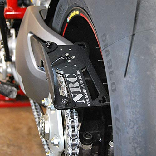 Ducati Hypermotard 950 Side Mount License Plate (2 Position) - New Rage Cyclces