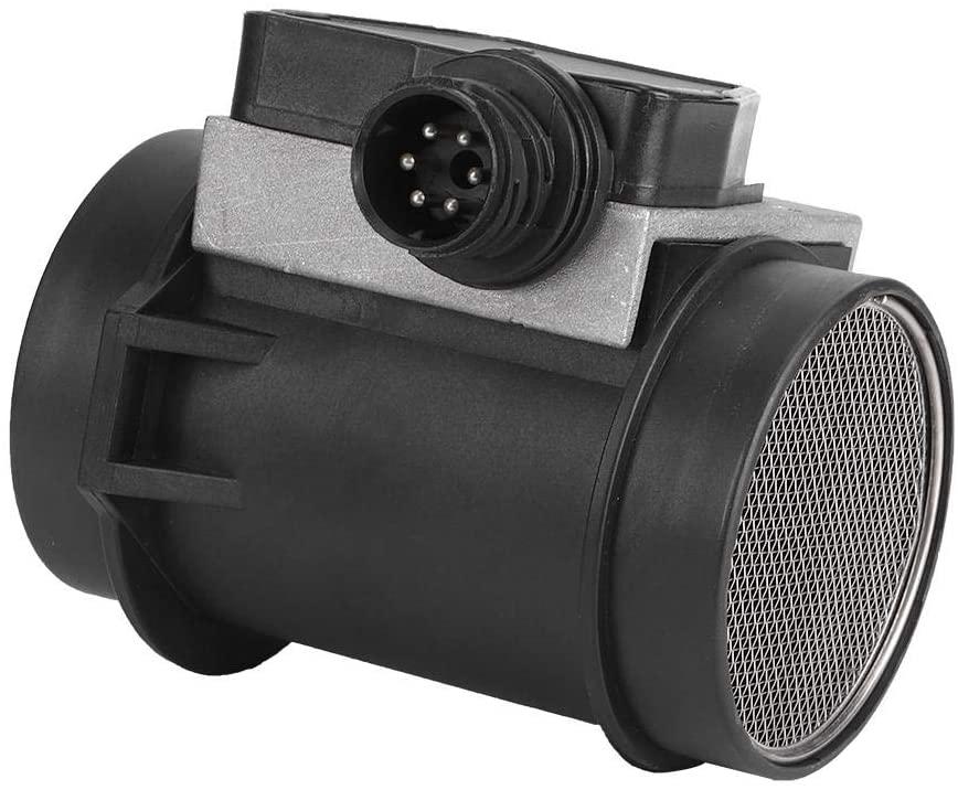 Suuone Air Flow Sensor, Car Air Flow Meter Sensor Replacement Accessories 0280213011 Fit for E36 E34