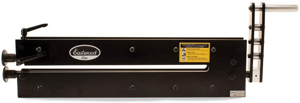 Eastwood Elite 27In Throat Capacity Large Crank Bead Roller Durable Design Creates Floor Pan Firewall Truck Floor Inner Fender Die Set Included