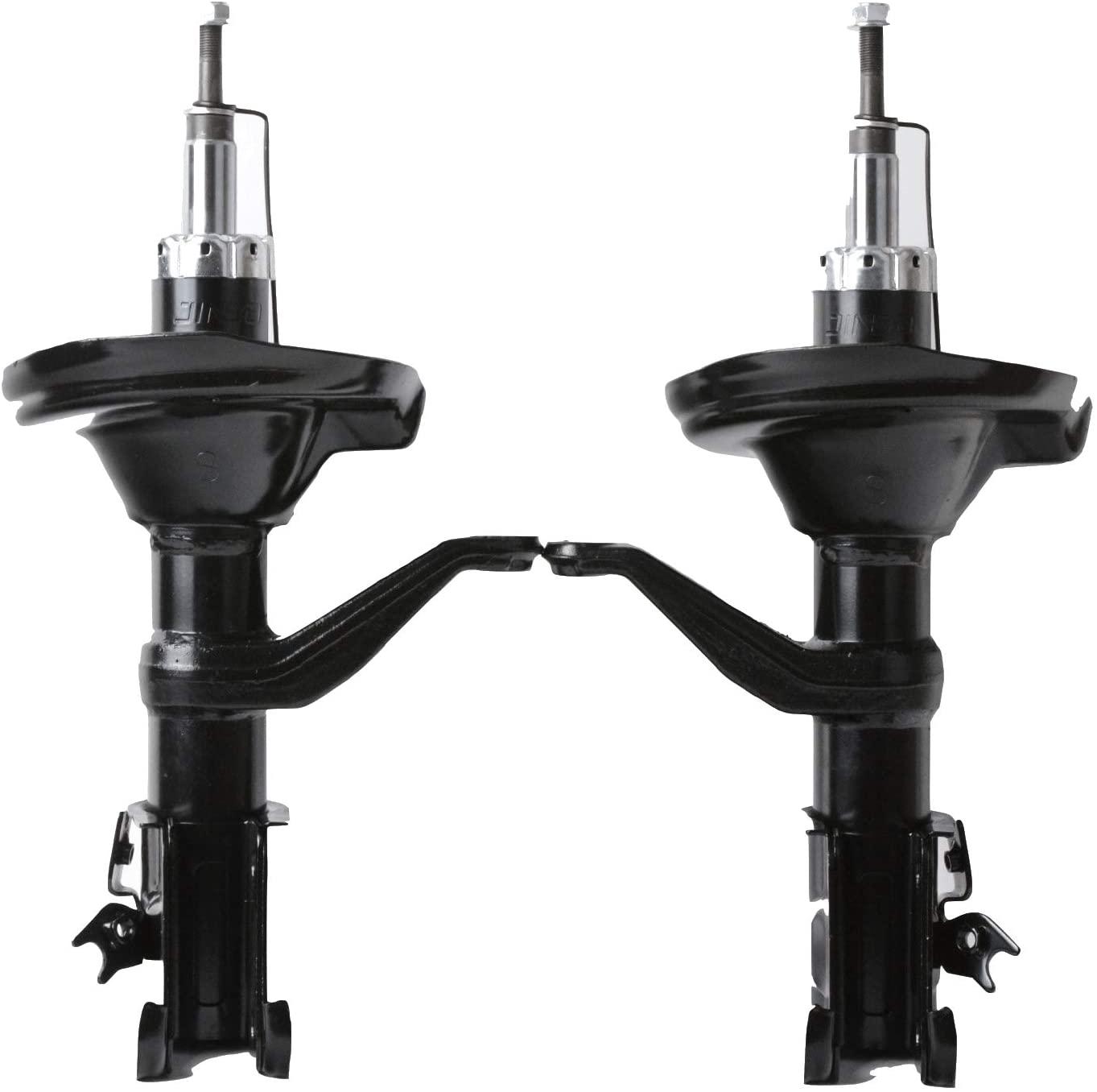 Laprive Auto 1 pair Front Gas Shock Absorber Strut Kit For 03-06 Honda Element
