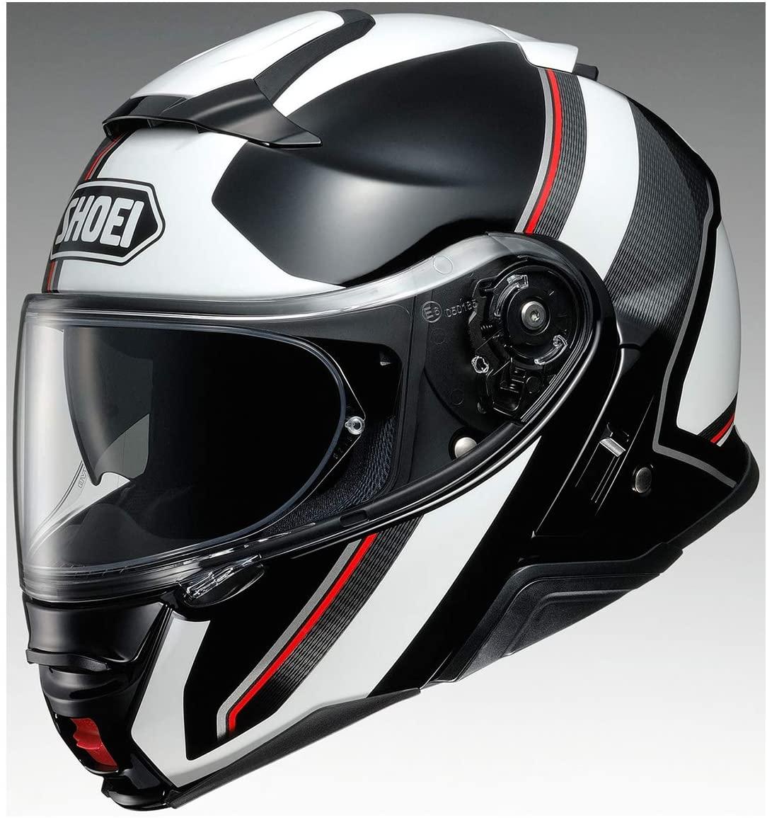 Shoei Neotec II Helmet - Excursion (X-Large) (White/Black)