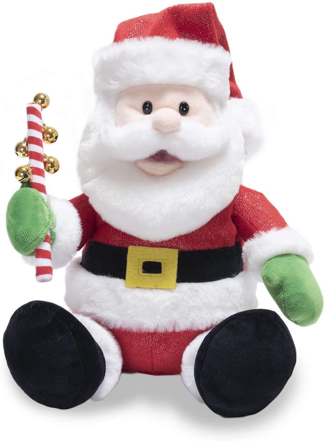 Cuddle Barn | Jingling Santa 11