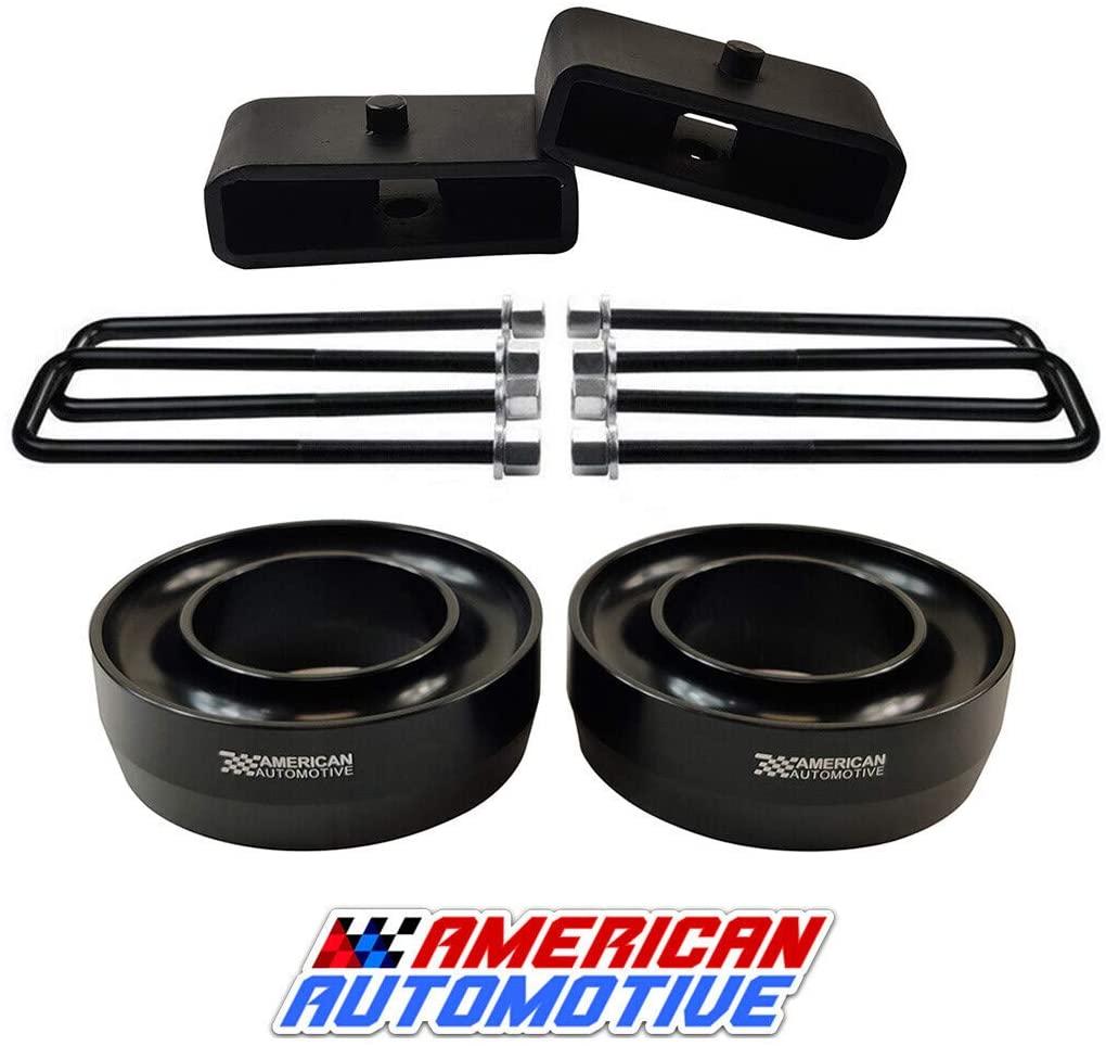 American Automotive fits 1994-2001 Ram 1500 Lift Kit 2WD 2.5