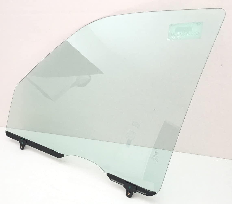 NAGD Driver Left Side Front Door Window Door Glass Compatible with Honda CR-V SUV 1997-2001 Models