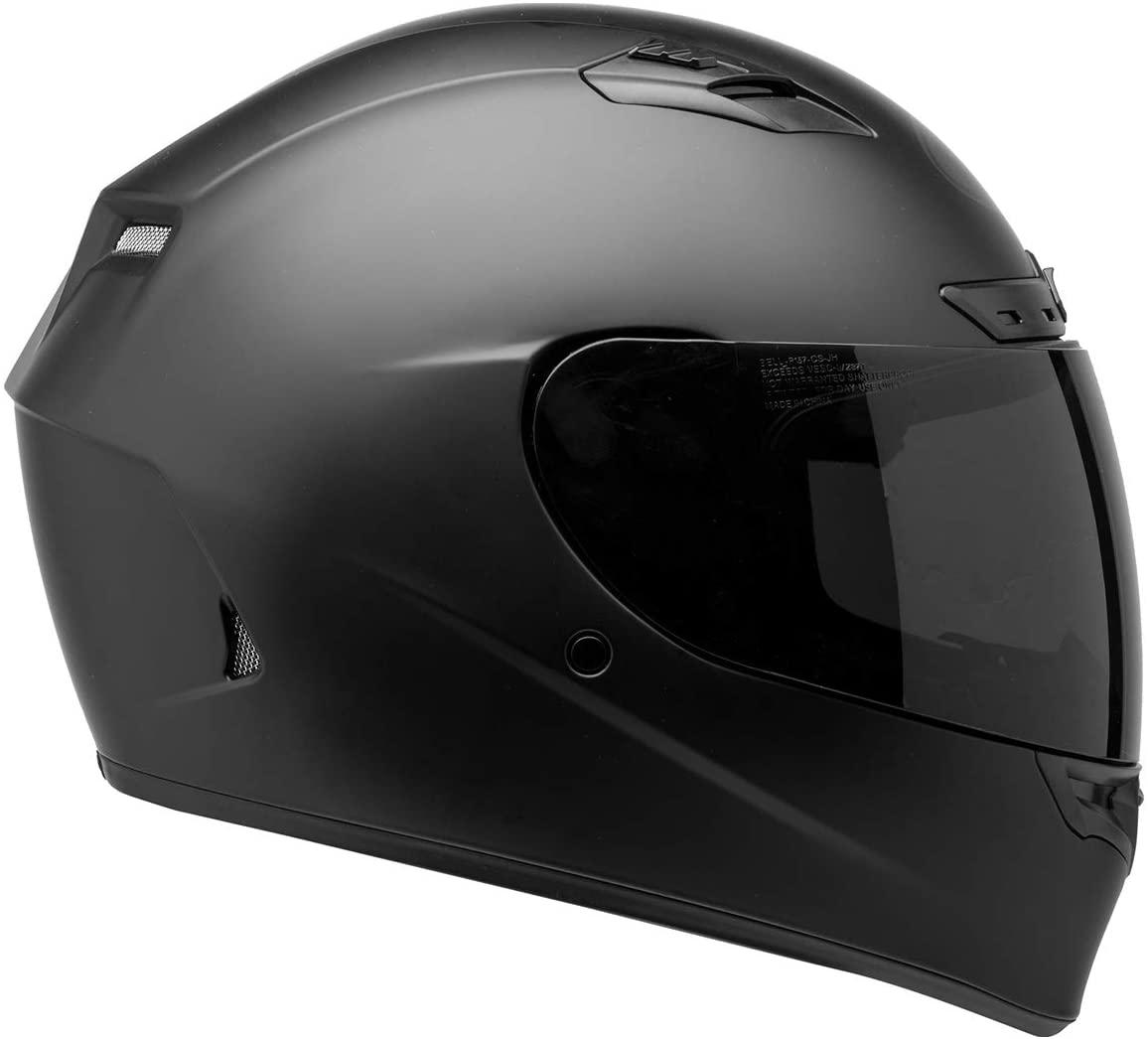 Bell Qualifier DLX Full-Face Helmet (Blackout Matte Black - X-Small)
