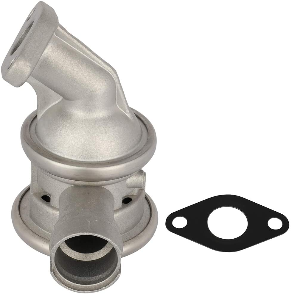 SCITOO Secondary Air Injection Check Valve Replacement for 2001-2006 for BMW 325Ci 2001-2005 for BMW 325i 2001-2005 for BMW 325xi 2001-2006 for BMW 330Ci 2001-2005 for BMW 330i