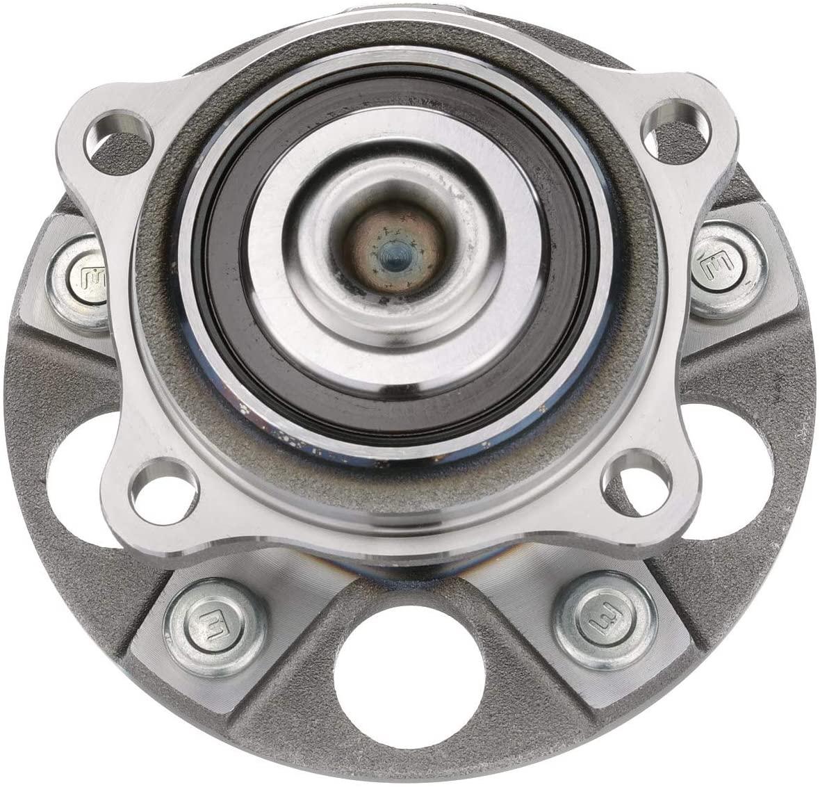 NSK 49BWKH23M Front Wheel Bearing and Hub Assembly