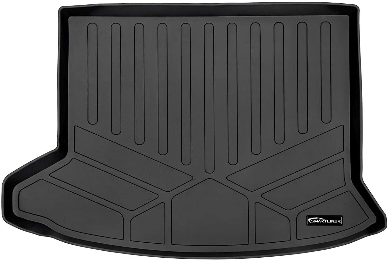 MAXLINER All Weather Custom Cargo Liner Trunk Floor Mat Black for 2019-2020 Cadillac XT4