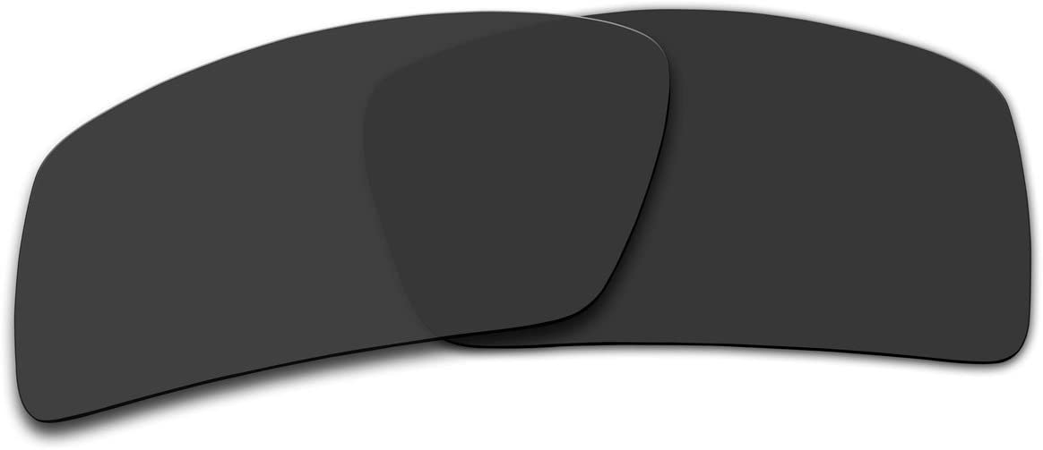 Replacement Black Lenses for Oakley Eyepatch 2 Sunglasses With Polarized