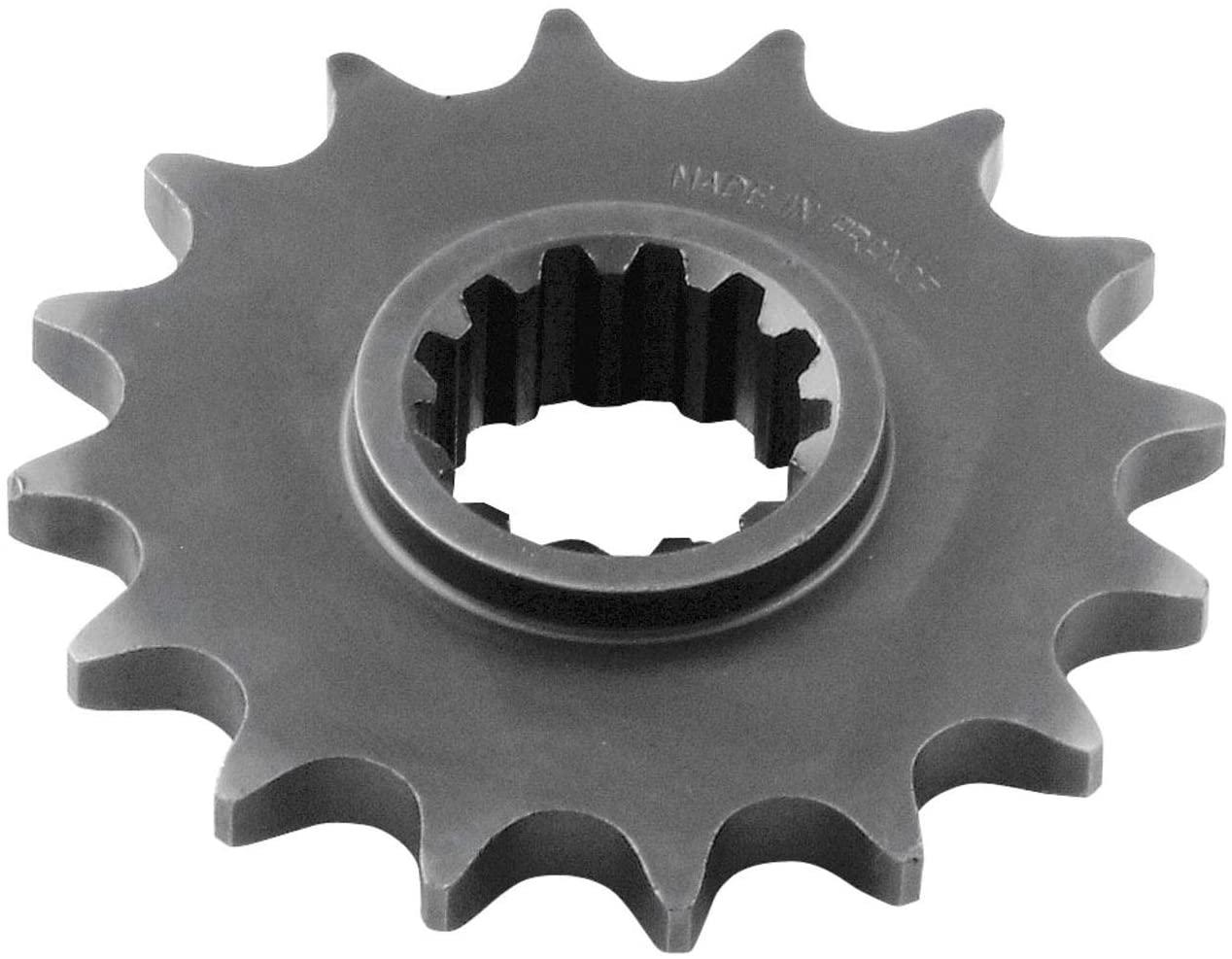 Sunstar Steel Front Sprocket - 16T , Sprocket Teeth: 16, Color: Natural, Sprocket Position: Front, Sprocket Size: 520, Material: Steel 39616