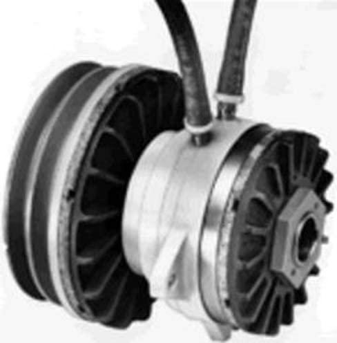 Clutch-Brake - Open, Shaft Mounted Clutch-Brake, FWCB