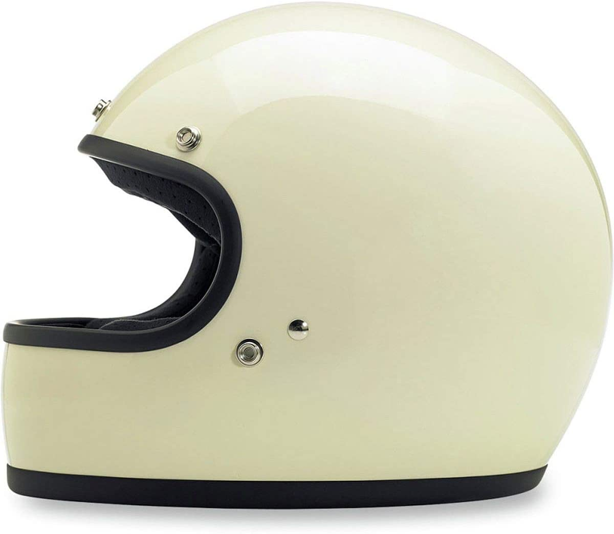 Biltwell Gringo Helmet (Gloss White)