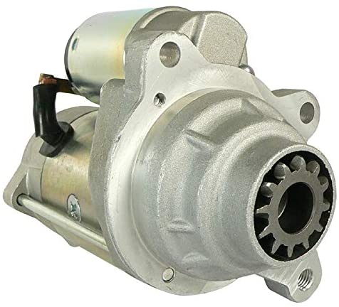 DB Electrical SFD0122 New Starter Replacement For: 6.4L Ford F150 F250 F350 Diesel Truck 2008-2010 410-14080 7C3T-11000-AA 7C3T-11000-AB 7C3Z-11002-AA