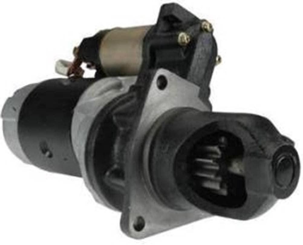 Rareelectrical NEW 24V 12T CW STARTER COMPATIBLE WITH KOMATSU COMPRESSOR EC260Z 6D125 ENGINE 0-23000-3153