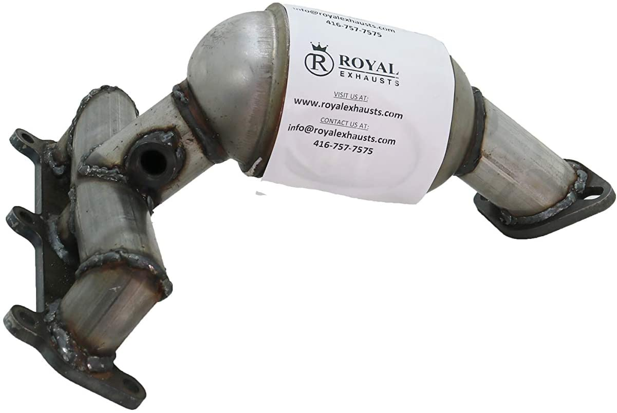 Catalytic Converter compatible with 2001-2004 Hyundai Santa Fe 2.7L Right Side