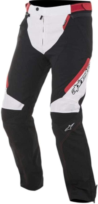 Alpinestars Men's 3224517-123-4X Pant Black/White/Red 4X-Large