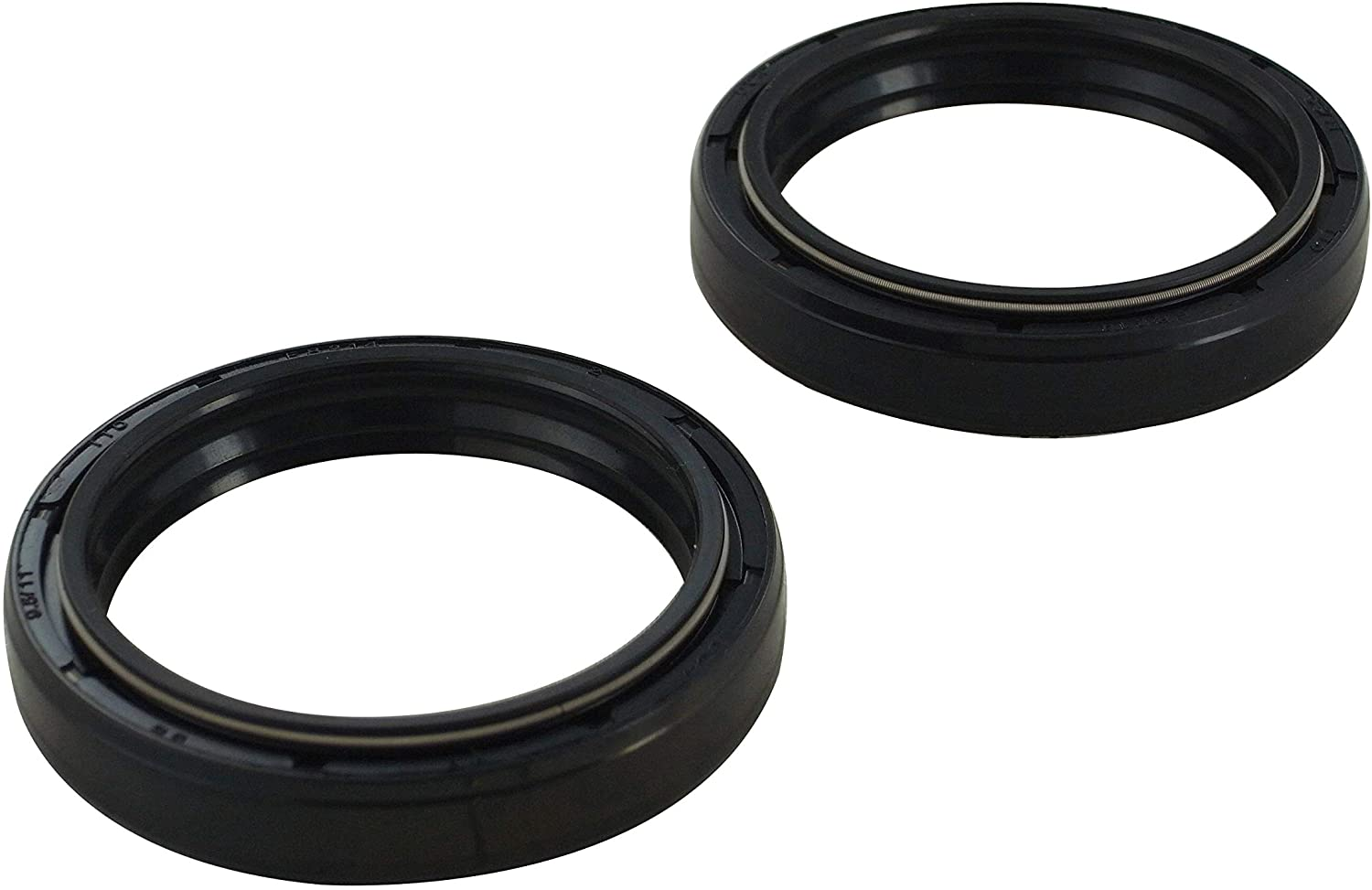 New HQ Powersports Fork Oil Seals Replacement For Yamaha WR250R Dual Sport 2008-2018