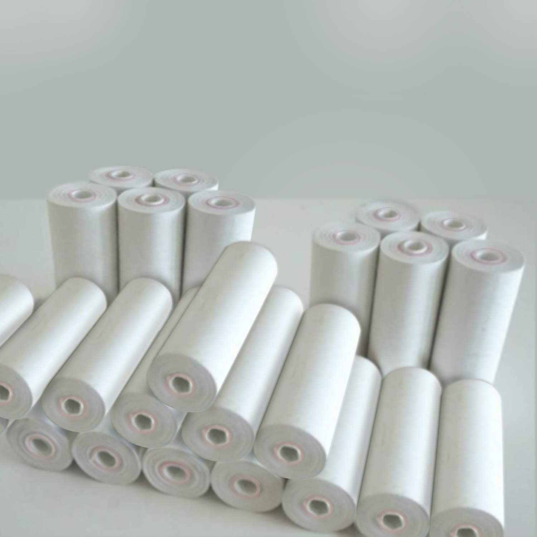 60 Coreless Thermal Paper Rolls for Poynt Smart Payment Terminal Receipt Printer - 2.25
