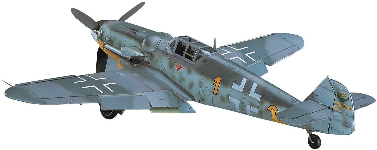 Hasegawa 1:32 Scale BF109G-6 Messerschmitt Model Kit