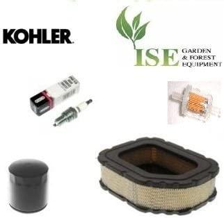 Kohler 26hp Courage V-Twin Service Kit (SV735) from ISE