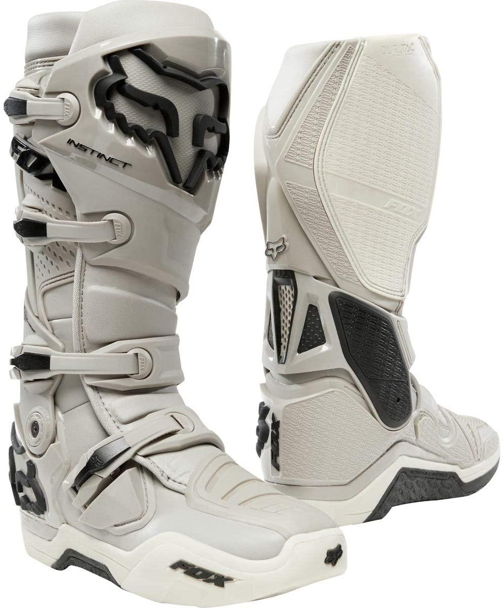 Fox Racing Instinct Irmata Mens Off-Road Motorcycle Boots - Sand / 13