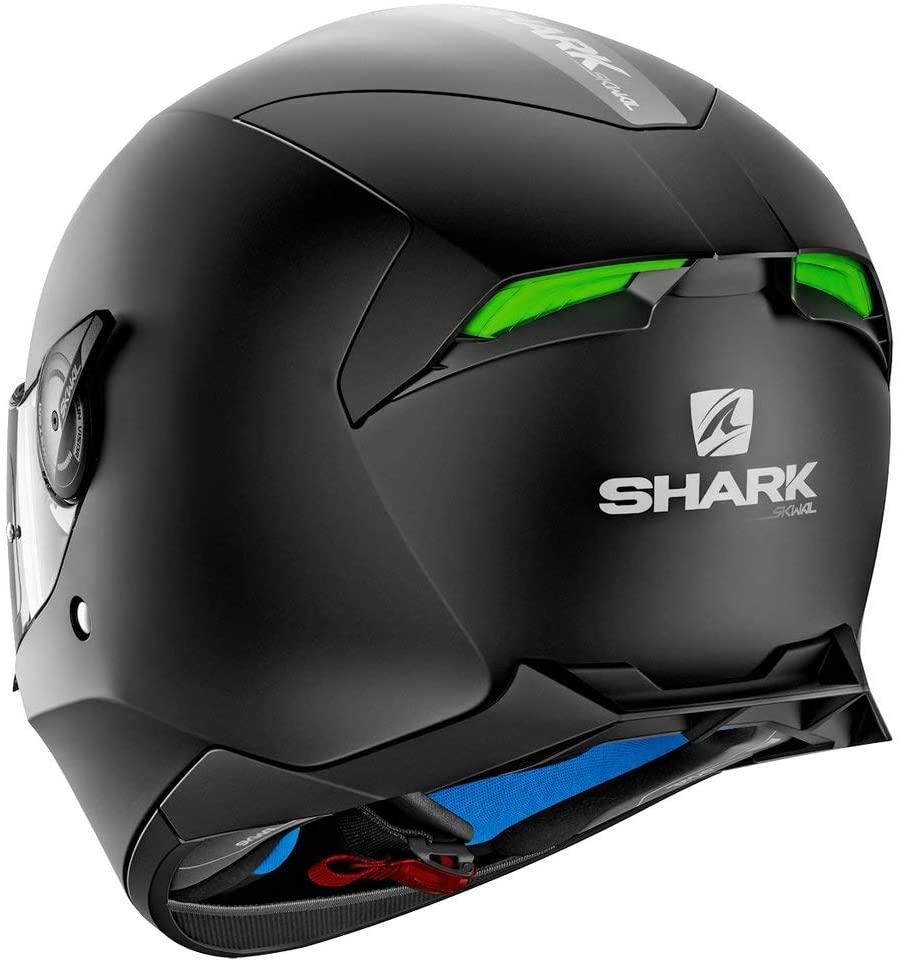 Shark Unisex-Adult Full Face Helmet (Matte Black, S - 55-56 cm - 21.7-22'')