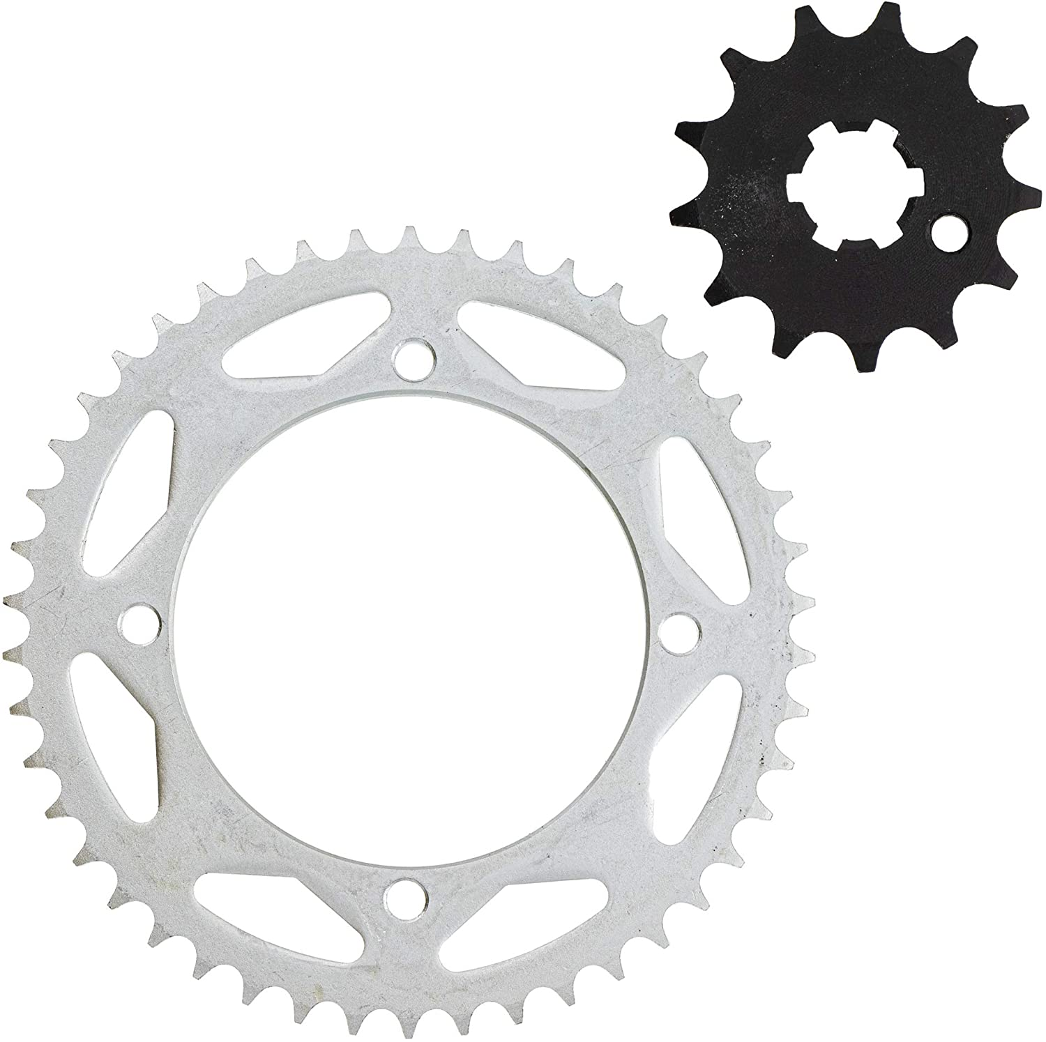 NICHE 428 Pitch Front 13T Rear 46T Drive Sprocket Kit For 2000-2001 Kawasaki KX65