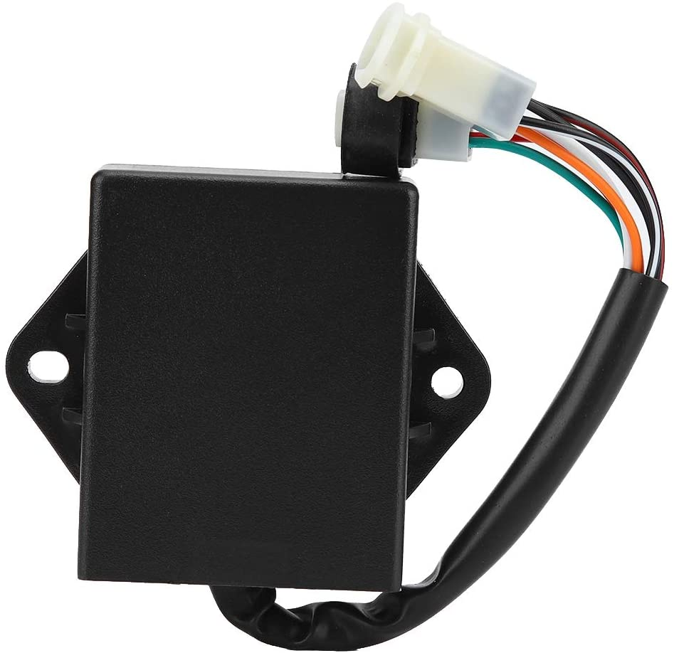 KIMISS Motorcycle Ignition, ABS CDI Module Igniter Fit for 350 YFZ350 1987-1994