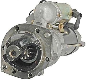 Rareelectrical NEW 24V STARTER MOTOR COMPATIBLE WITH KOMATSU EXCAVATOR 600-813-3323 600-813-3322 0-23000-1293