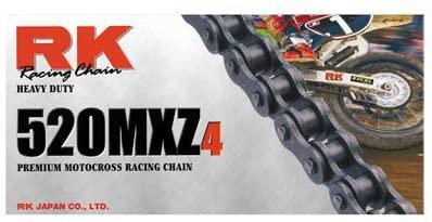 RK 520MXZ4 Chain 520x114 for KTM 530 EXC-R 2008-2011
