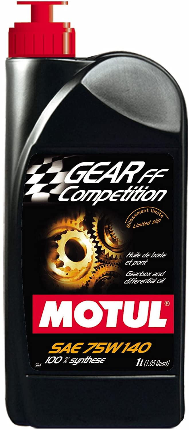 Motul Gear Competition 75W140 1L (Pack of 4)