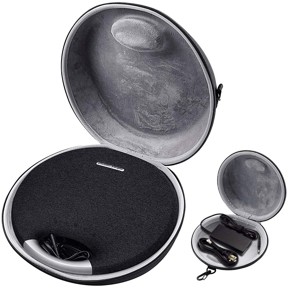 Case for Harman kardon Onyx Studio 5, Onyx Studio 6 - IPX7 Waterproof Wireless Bluetooth Speaker with Small Cover Holder for Other Accessories, by COMECASE