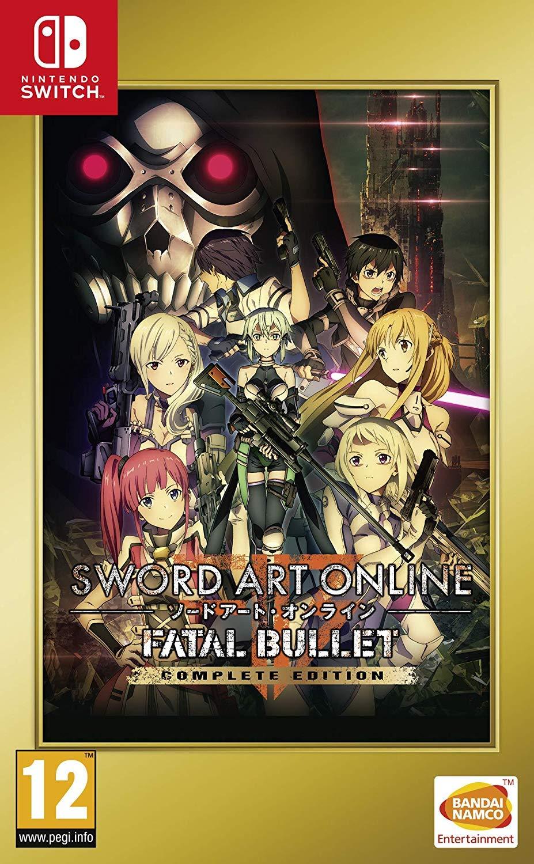 Sword Art Online: Fatal Bullet Complete Edition (Nintendo Switch) - English version