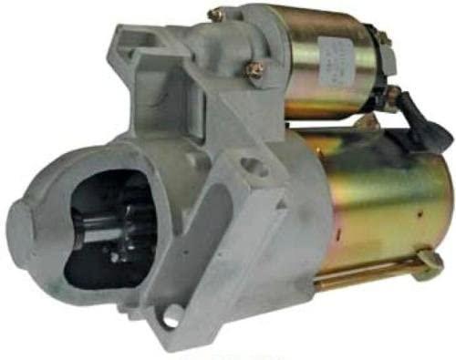 Rareelectrical NEW STARTER MOTOR COMPATIBLE WITH PONTIAC BONNEVILLE FIREBIRD GRAND PRIX 3.8L (231) V6 1998-2001