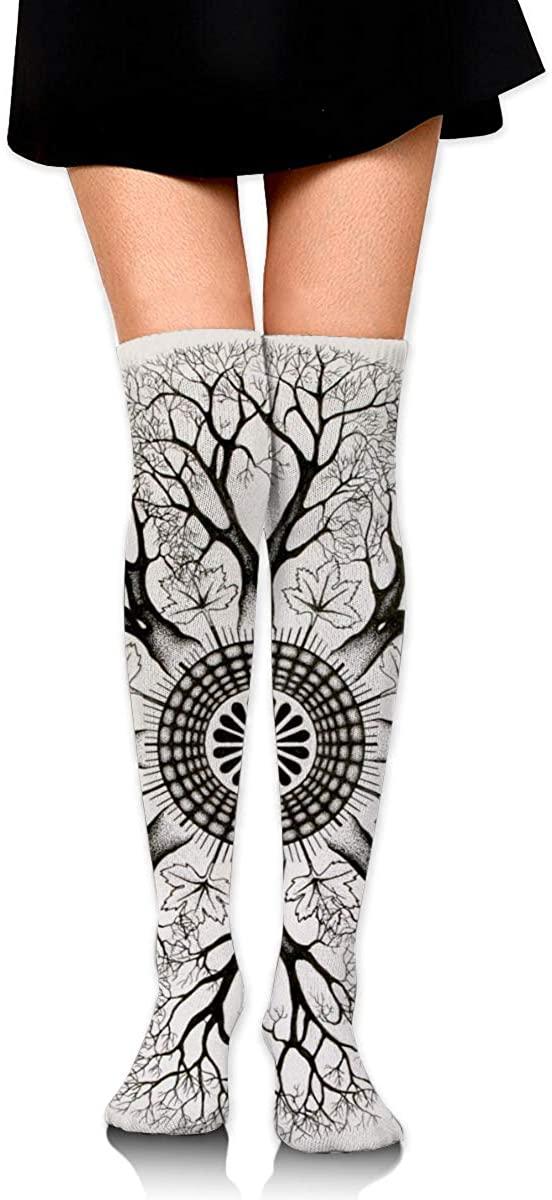 3D Printing Thigh High Stockings Over Knee Socks (Maryland Flag)