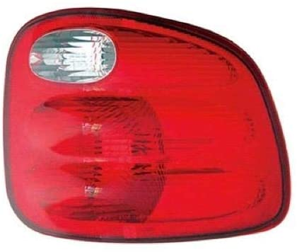 Go-Parts - for 2000 - 2004 Ford F-150 Rear Tail Light Lamp Assembly / Lens / Cover - Right (Passenger) Side - (Base Model Standard Cab Pickup; Flareside + Extended Cab Pickup; Flareside +