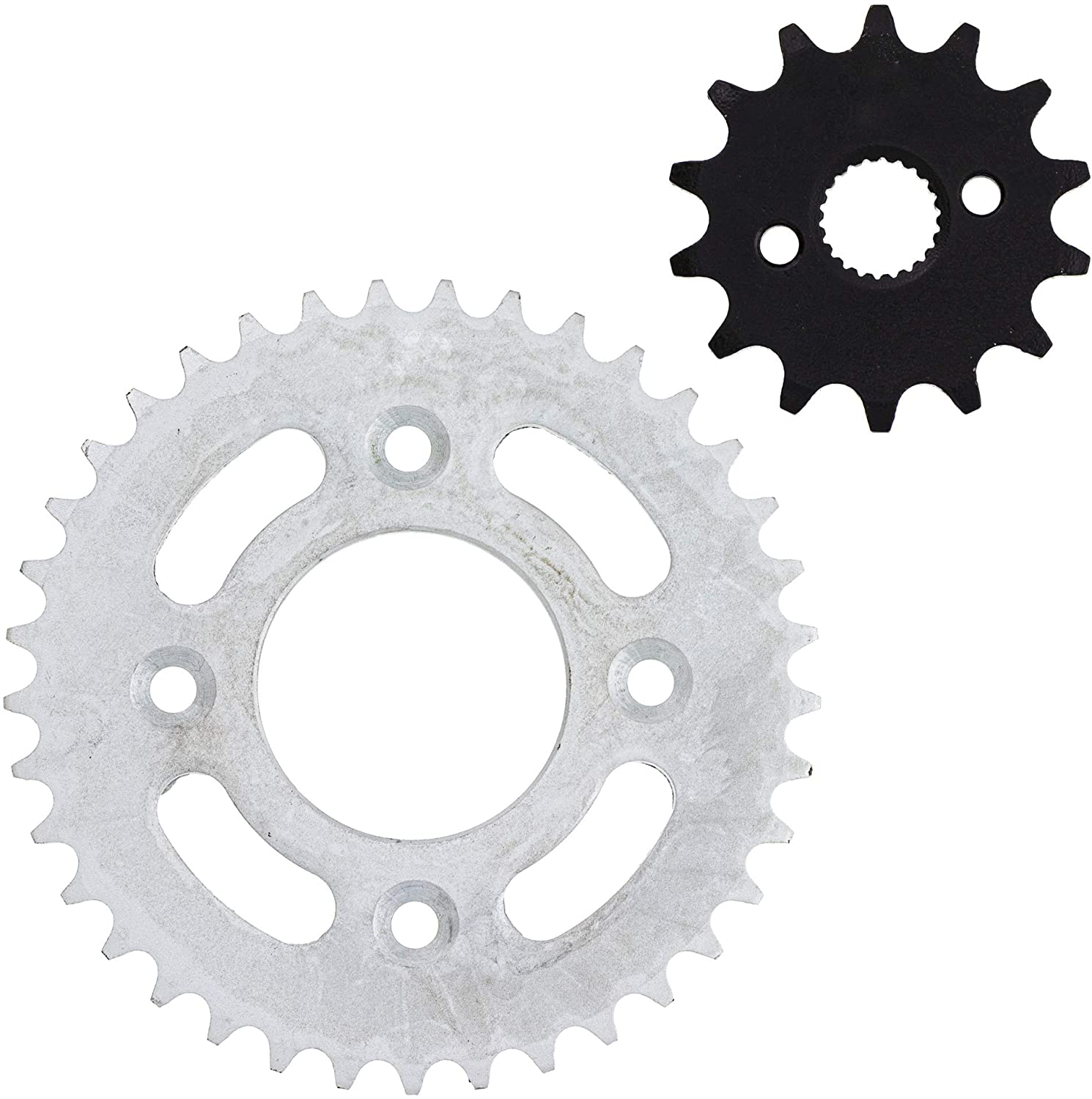 NICHE 420 Pitch Front 14T Rear 37T Drive Sprocket Kit For 2000-2016 Honda CRF50F XR50R