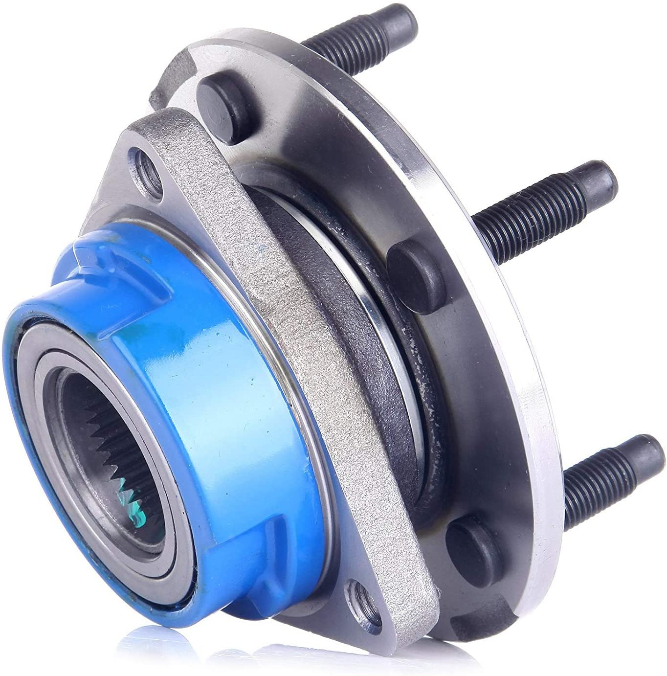 Bodeman - Front Wheel Bearing and Hub Assembly 5 Stud NO-ABS for 2WD Only - #513203