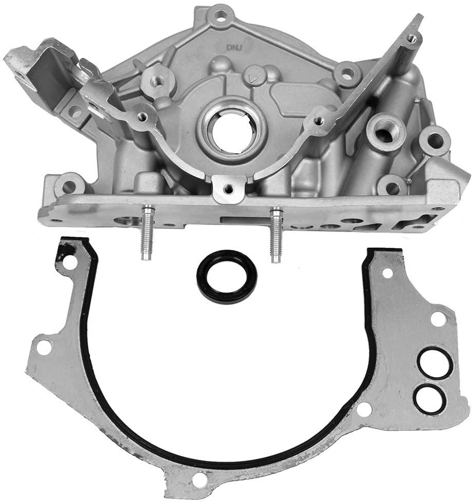 DNJ OP1151 Oil Pump for 2005-2007/Chrysler, Dodge/300, Charger, Magnum/3.5L/SOHC/V6/24V/215cid/VIN G, VIN V
