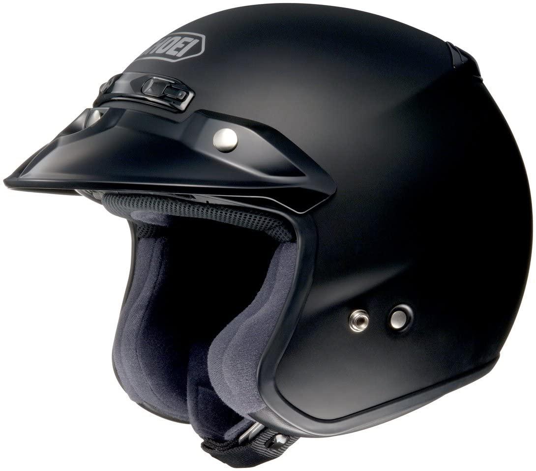 Shoei RJ Platinum-R Helmet (Large) (Matte Black)