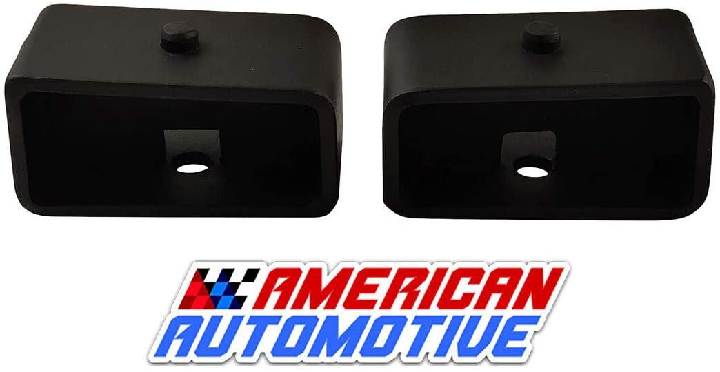 American Automotive 2001-2013 Compatible Avalanche 2500 Lift Kit 2.5