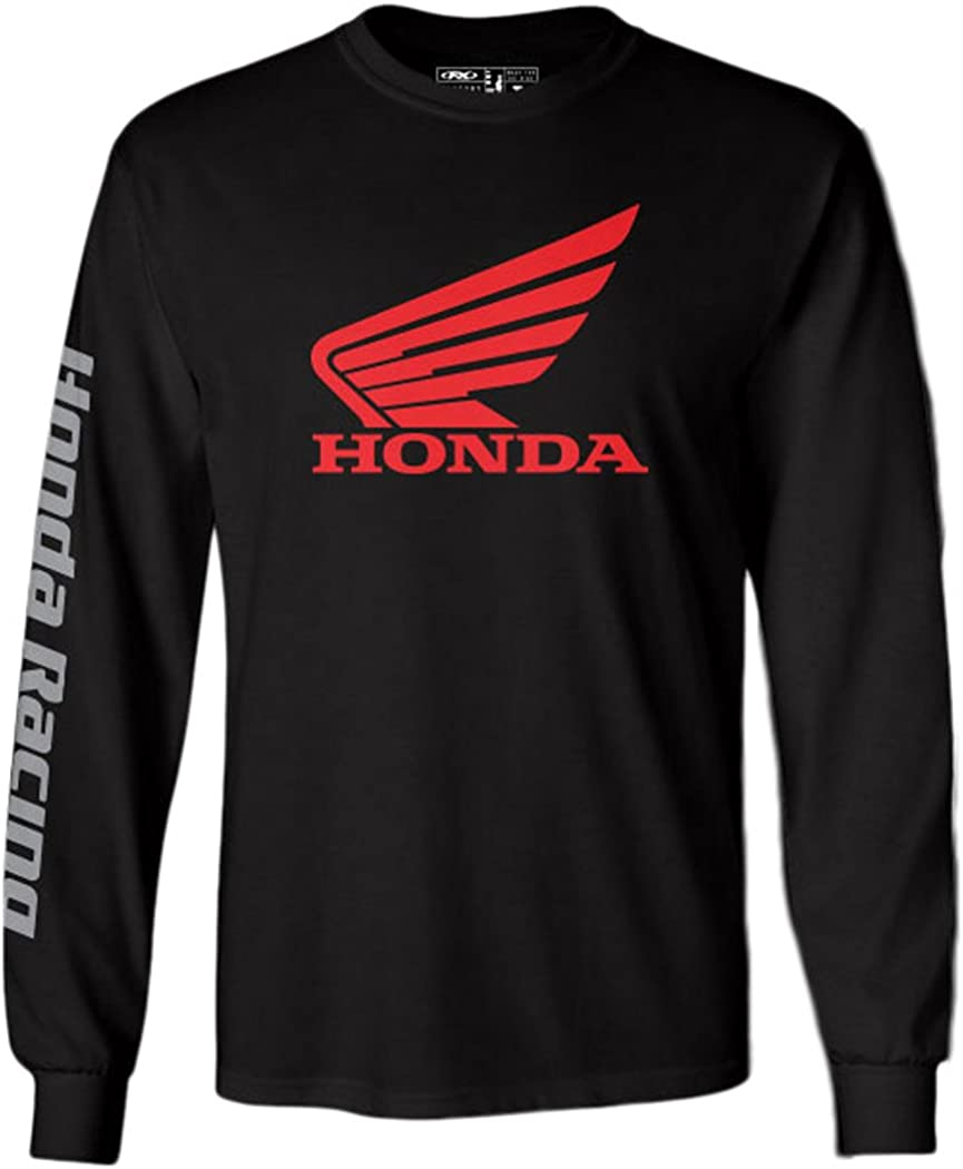 Factory Effex - Long Sleeve Tee Shirt - Honda